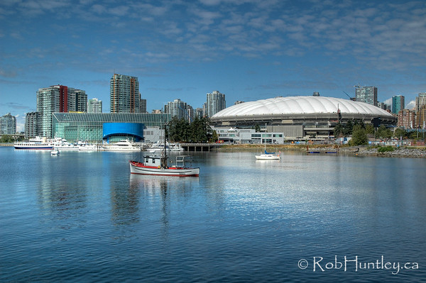 BC Place Stadium, Vancouver, British Columbia © Rob Huntley