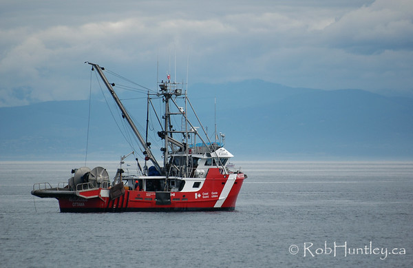 Canadian Coast Guard Vessel CCGS NEOCALIGUS