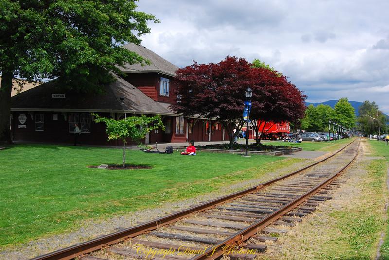 Duncan Railway Station