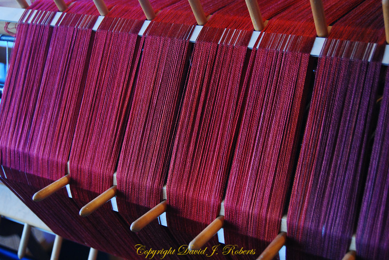Yarn shop on Granville Island