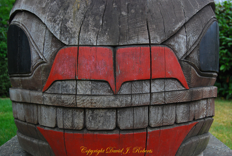 Duncan BC Totem Pole