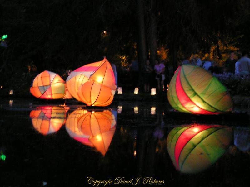 Luminair Festival, Victoria, British Columbia