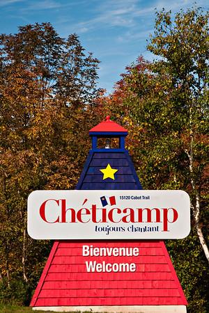 Cheticamp, Oct 11-12