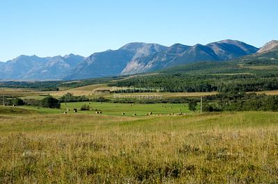 Mountains meet Prairie