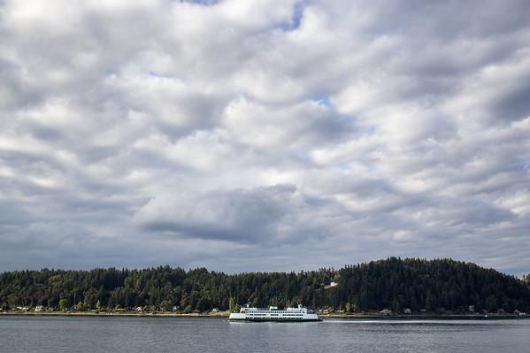 Gabriola Island in British Columbia, Canada
