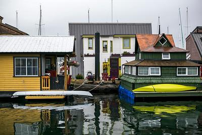 Victoria and Gabriola Island, Canada