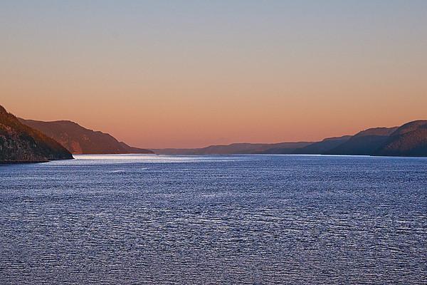 Canada - Port Saguenay