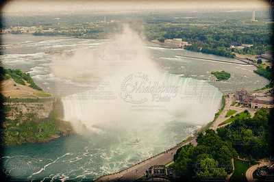 From Skylon Tower