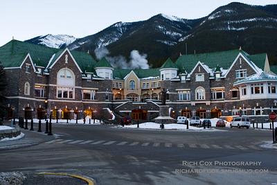 Fairmont Banff Springs Conference Centre