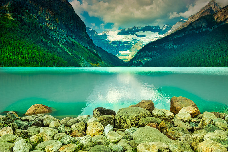 Lake Louise, Banff National Park,Alberta,Canada