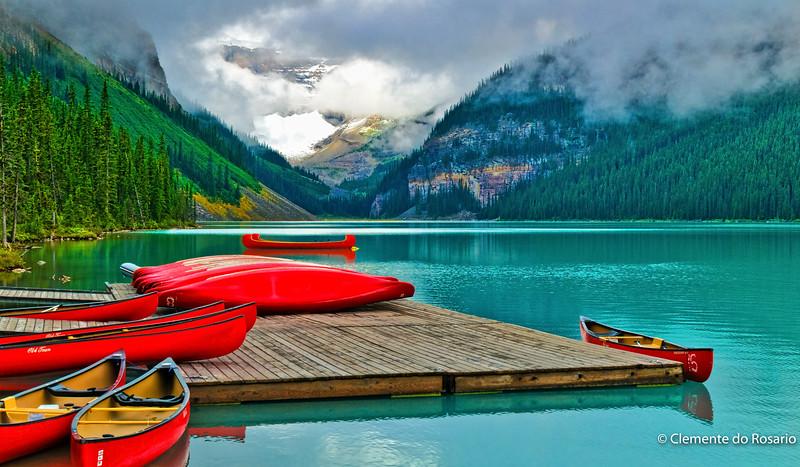 Lake Louise,Banff National Park,Alberta