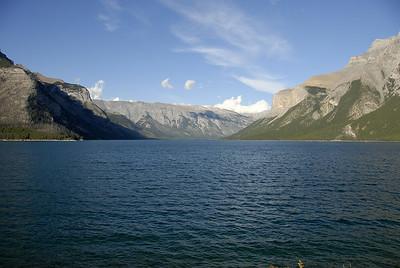 Lake Minnewonka