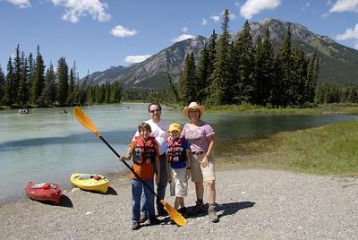 Bow River - Banff