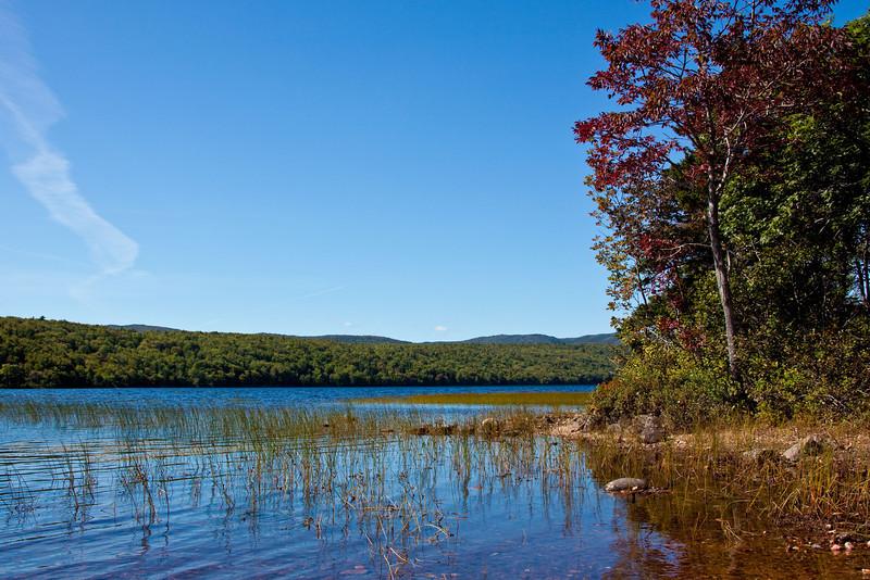 Warren Lake<br /> Cape Breton National Park