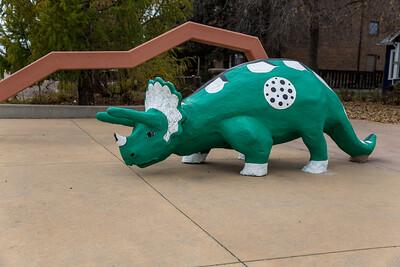Street Dinosaurs