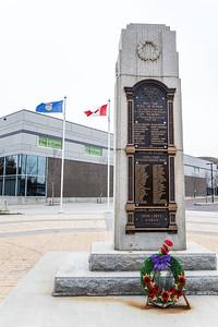 Drumheller Cenotaph