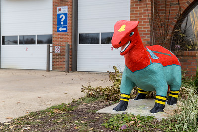 Fire Hall Dino