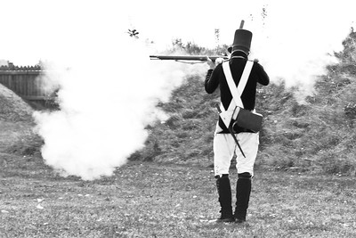 Fire Arms Demonstration