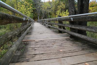 Following Sugarbush Trail