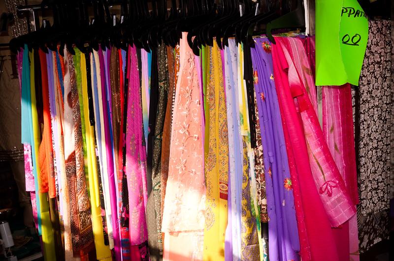 Gerrard St. India Bazaar