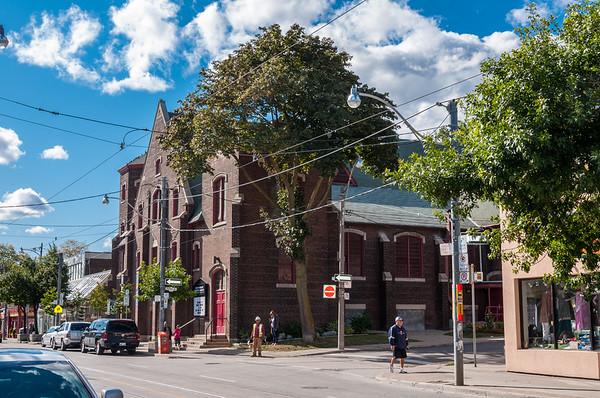 Glen Rhodes United Church