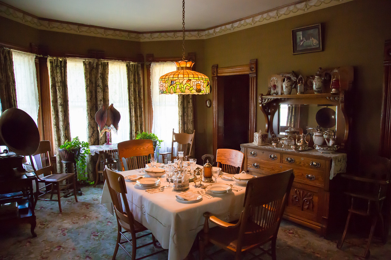 Dining Room - Prince House