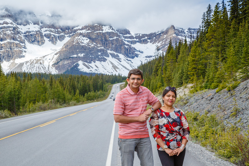 Scenic Icefield Parkway