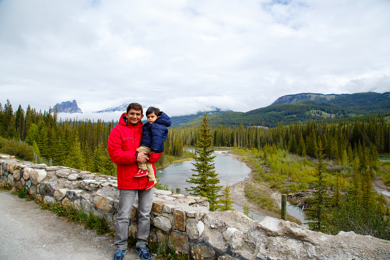 Three Sisters Mountain Area, Banff National Park