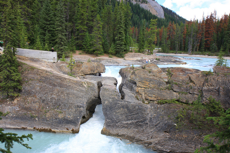 The Natural Bridge, Yoho National Park