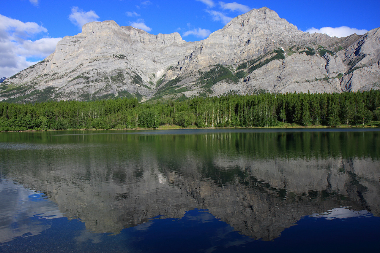 Wedge Pond, Kananaskis