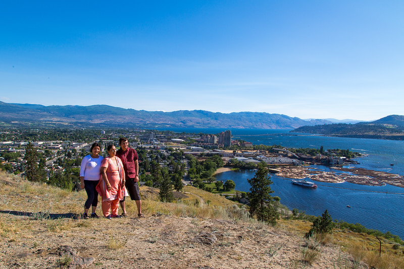 Knox Mountain, Kelowna