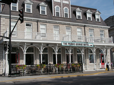 July 19/14 - The old Prince George Hotel on Ontario St., Kingston