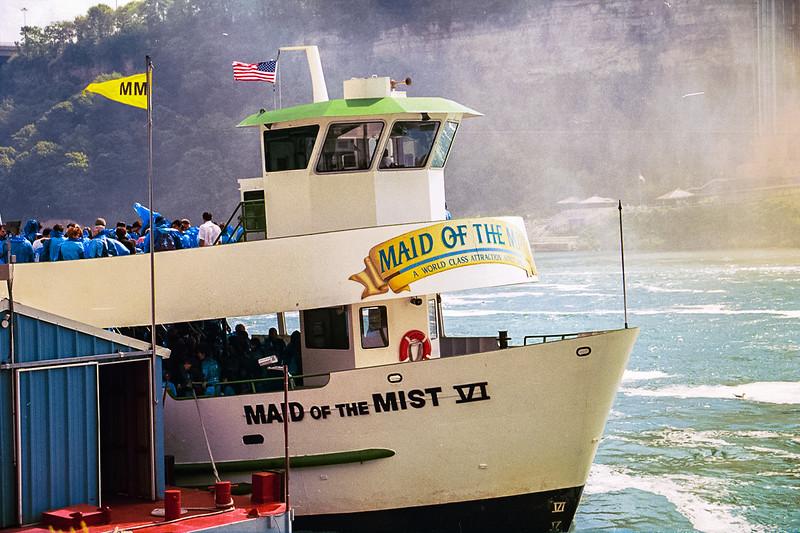 Maid of the Mist