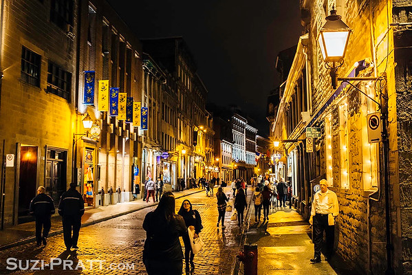 Old Montreal, Quebec, Canada