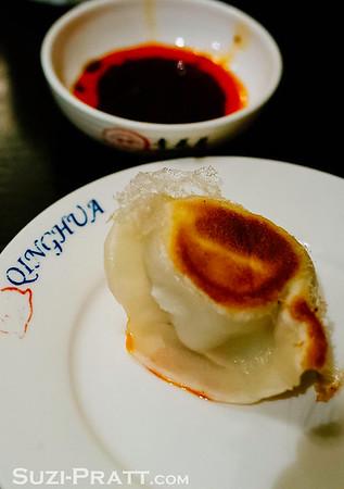 Qinghua Dumplings in Montreal, Quebec, Canada