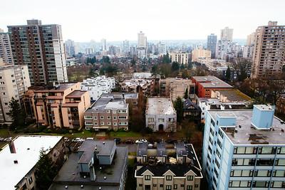 Weekend in Vancouver, B.C.