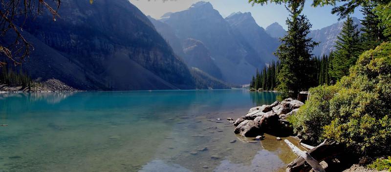 Moraine Lake - 2013