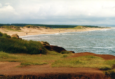 North side of PEI