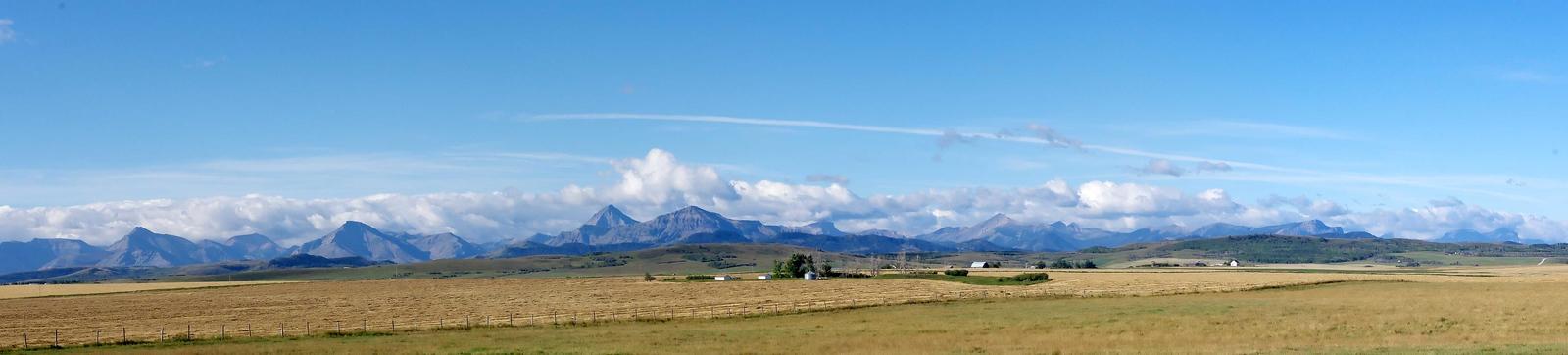 Prairie to Mountains