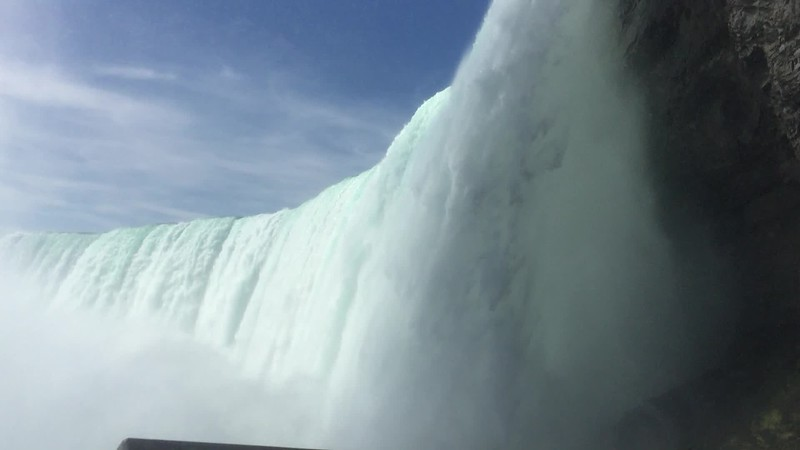Video-Journey Behind The Falls