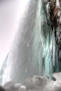 Frozen Cliff