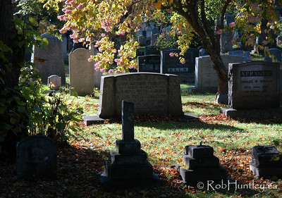 Camp Hill Cemetery, Halifax, Nova Scotia.