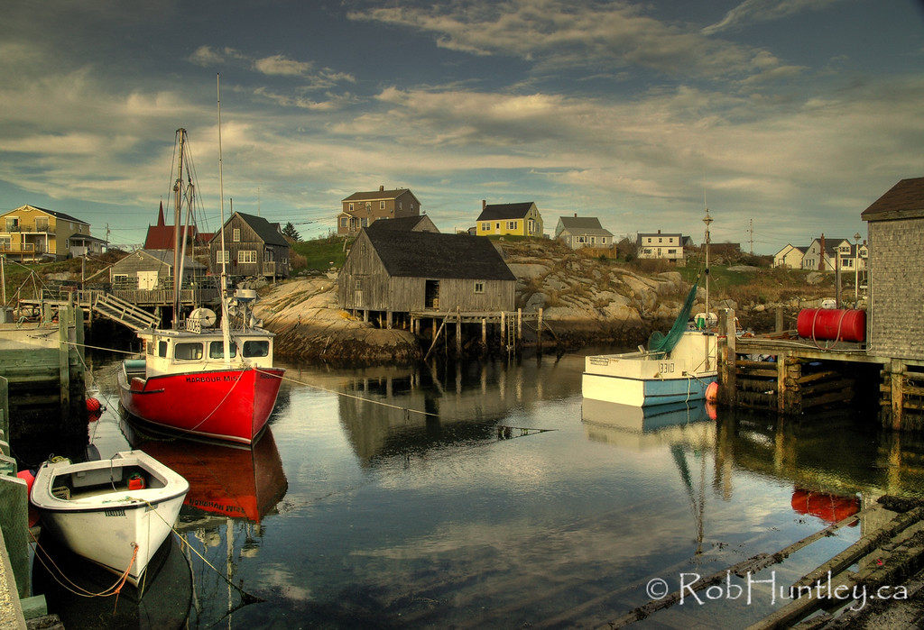 The Harbour, Peggy's Cove