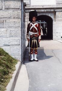 The Citadel - Halifax, Nova Scotia