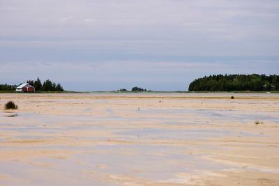 ON, Fishing Islands Beach & Bruce Portage