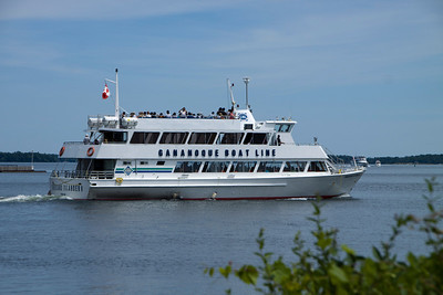 ON, Gananoque Boat Lines-1000 Islands Boat Cruise