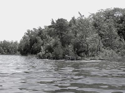 ON, Wiarton - Spry Lake