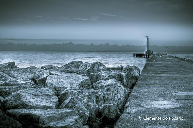 Lakeside Park, Oakville, Ontario<br /> Lighthouse at Oakville Harbour