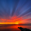 Sunrise at Lakeside Park, Oakville, Canada
