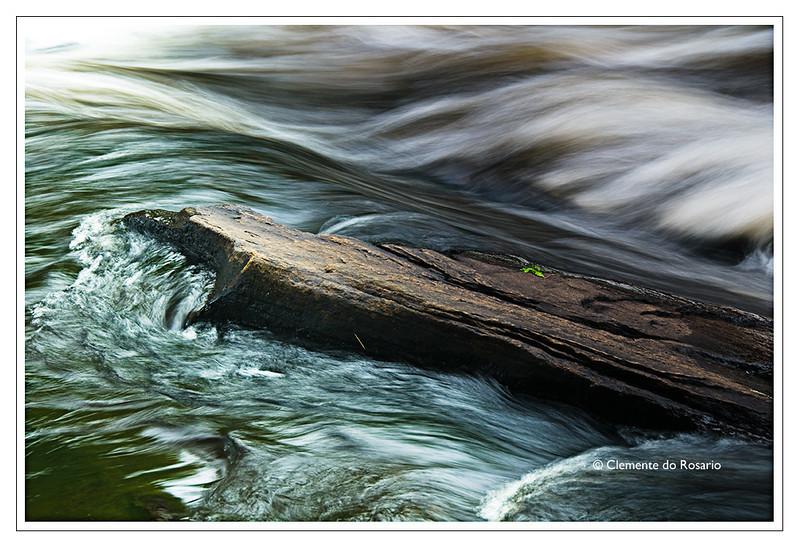Oxtongue Rapids near Algonquin Park, Ontario, Canada
